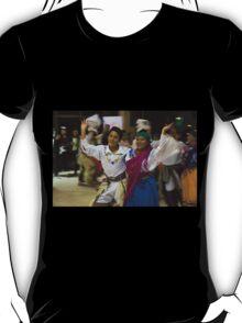 Joyful Dancers - Painting T-Shirt