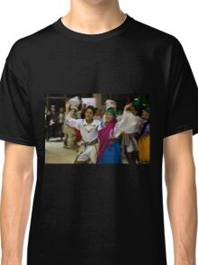 Joyful Dancers - Painting Classic T-Shirt