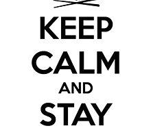 Keep Calm and Stay Otaku by randomanime