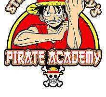 Pirate academy by edcarj82