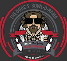 The Dude's Bowl-o-Rama by ztrover