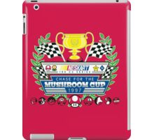 Chase for the Mushroom Cup iPad Case/Skin