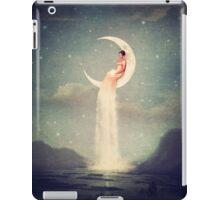 Moon River Lady iPad Case/Skin
