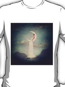 Moon River Lady T-Shirt