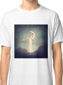 Moon River Lady Classic T-Shirt