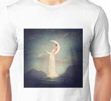 Moon River Lady Unisex T-Shirt