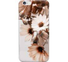 Flowers Art Poster iPhone Case/Skin