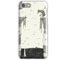 Broken Bridge iPhone Case/Skin