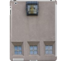Three Little Windows  iPad Case/Skin