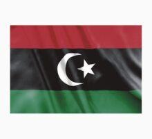 Libya Flag Baby Tee