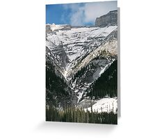 Canmore Greeting Card