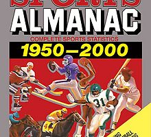 Grays Sports Almanac Complete Sports Statistics 1950-2000 by kerchow
