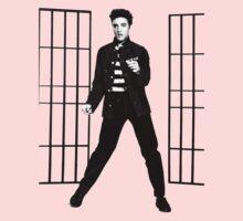Elvis Presley Jailhouse Rock One Piece - Long Sleeve