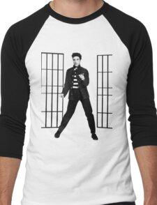 Elvis Presley Jailhouse Rock Men's Baseball ¾ T-Shirt