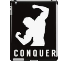 Train and Conquer iPad Case/Skin