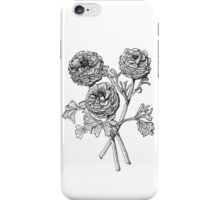 Ranunculus Hybrid iPhone Case/Skin