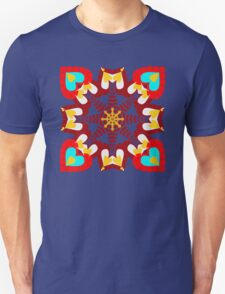 KALISCOPIC LOVE Unisex T-Shirt