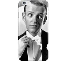 Fred Astaire Publicity Portrait iPhone Case/Skin