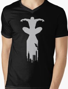 Spidey Mens V-Neck T-Shirt