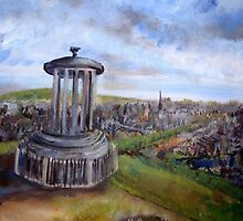 Edinburgh by Izzy83