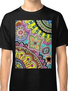 colorful mandalas Classic T-Shirt