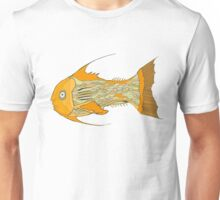 Fish Head Unisex T-Shirt