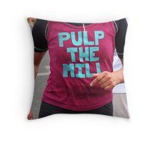 Political Throw Pillow