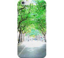 GREEN? iPhone Case/Skin