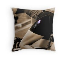 We love Gu Throw Pillow