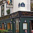 La Bonne Franquette by phil decocco