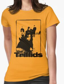 The Triffids 1 Womens Fitted T-Shirt