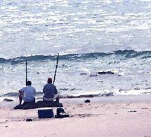 Gone Fishing by Dawn Ostendorf