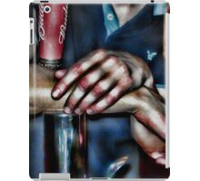 Bartender Arms with Florida Gator Tap Cover iPad Case/Skin