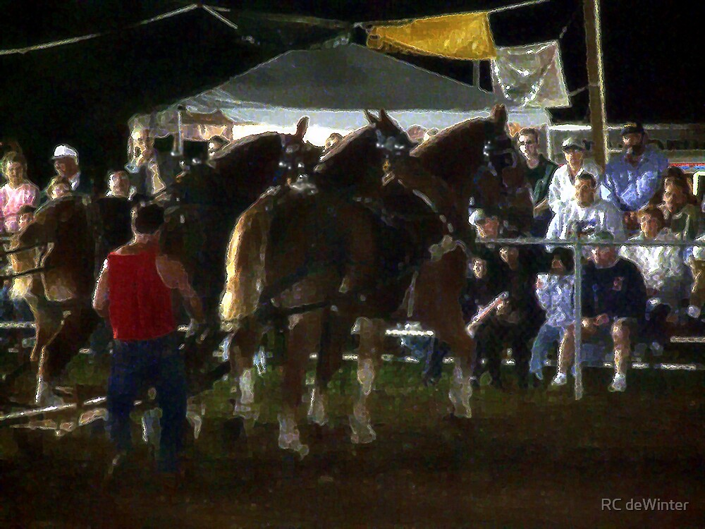 The Night Pull No. 2 by RC deWinter