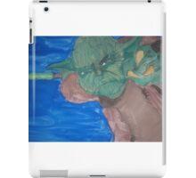 yoda iPad Case/Skin