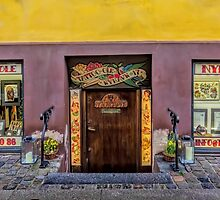 Tattoo-Ole, Nyhavn by © Kira Bodensted