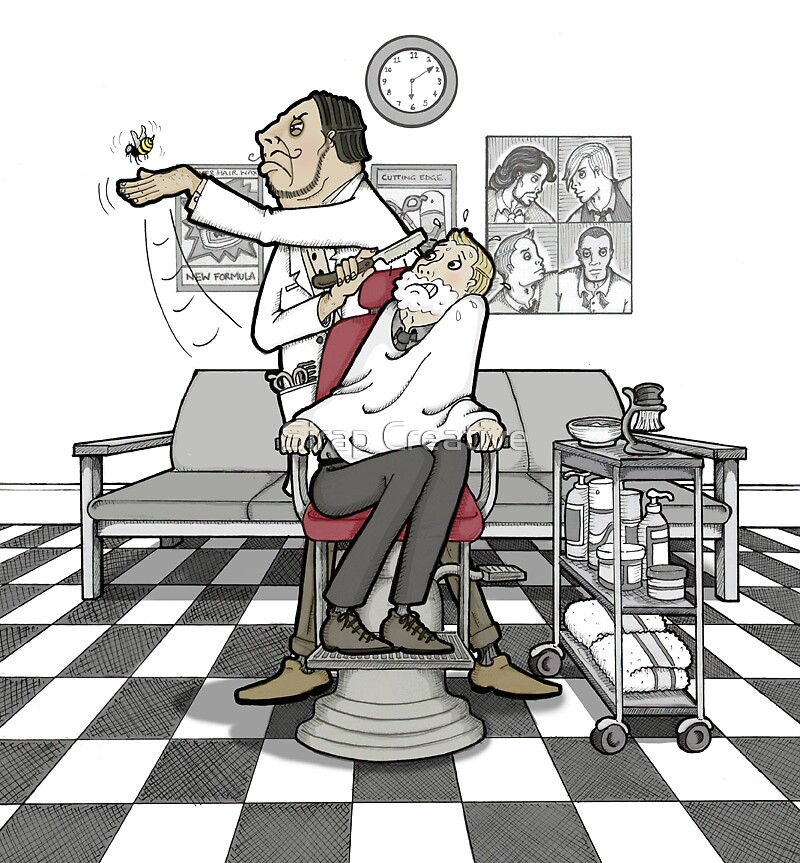 occupational hazards!! by MissIllustrator