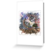The Atlas Of Dreams - Color Plate 171 Greeting Card