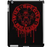 Bleeding Logo iPad Case/Skin