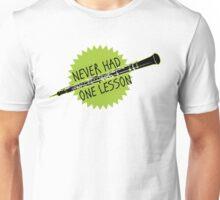 Ferris Bueller never had one lesson Unisex T-Shirt