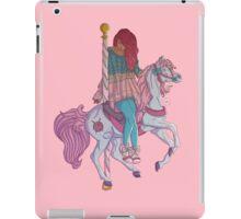 Carousel iPad Case/Skin