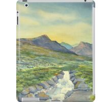 Raging Ghyll, Honister Pass iPad Case/Skin