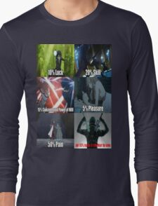 Remember the Name Long Sleeve T-Shirt