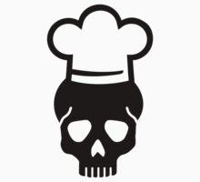Skull chefs hat by Designzz