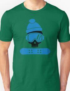 Snowboard skull T-Shirt