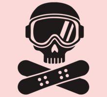 Snowboard skull goggles Kids Clothes