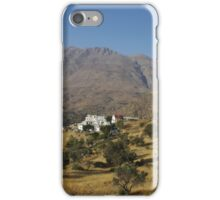 Foothills iPhone Case/Skin