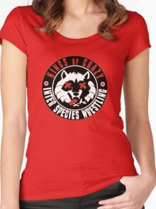 Kings of Crazy Women's Fitted Scoop T-Shirt