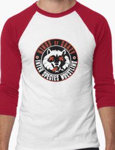 Kings of Crazy Men's Baseball ¾ T-Shirt