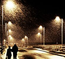 Snow Night by gillbanks1984